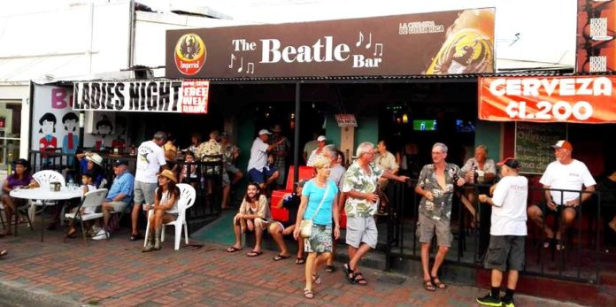 beatle bar jaco